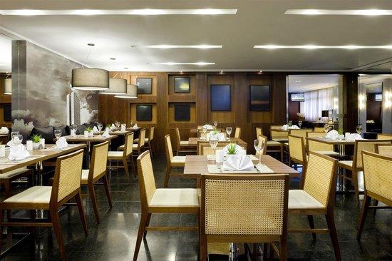 SIA Park Executive Hotel : Restaurante