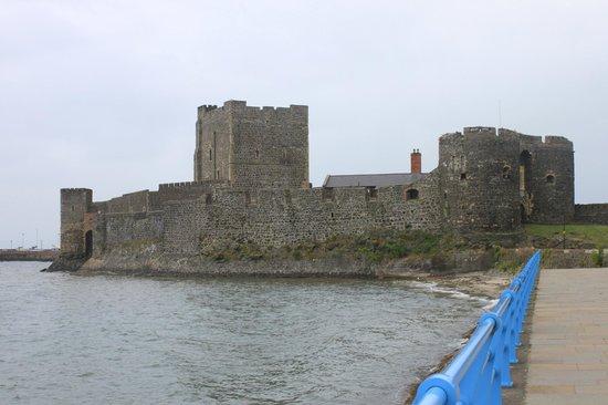 Carrickfergus Castle: 外観