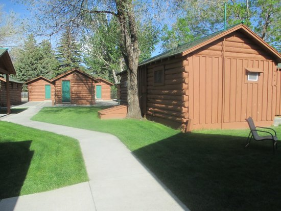 Buffalo Bill Cabin Village  |  1701 Sheridan Avenue, Cody, WY 82414