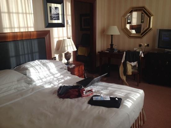 Hilton Molino Stucky Venice Hotel: quarto