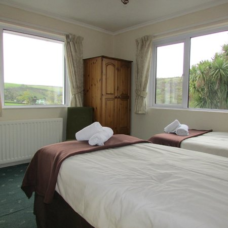 Sunnymeade Country House : Twin Room