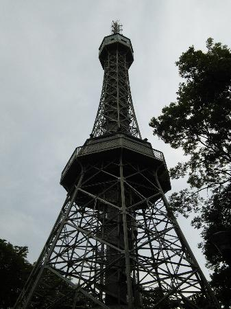 Photo of Petrin Tower (Rozhledna) taken with TripAdvisor City Guides