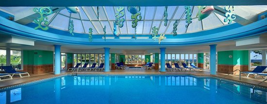 Marriott's Marbella Beach Resort: Fun kids pool.