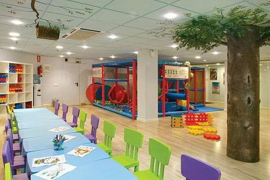 Marriott's Marbella Beach Resort: The ever so fun Pepe's Kids Club.