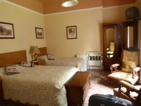 Abbey House: Very spacious