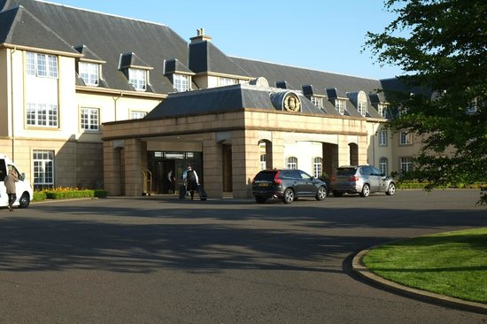 Fairmont St Andrews: Entrata