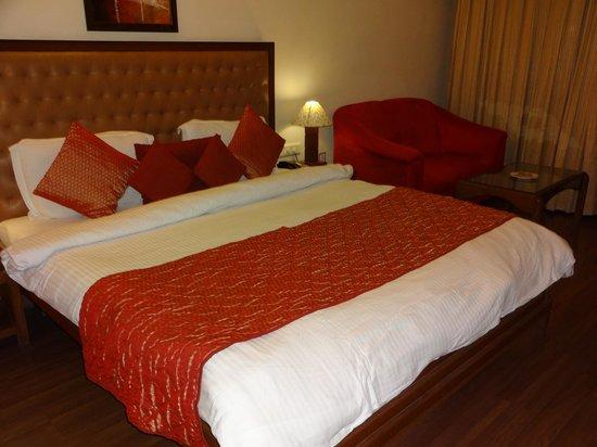 Golden Tulip Amritsar: Our Room