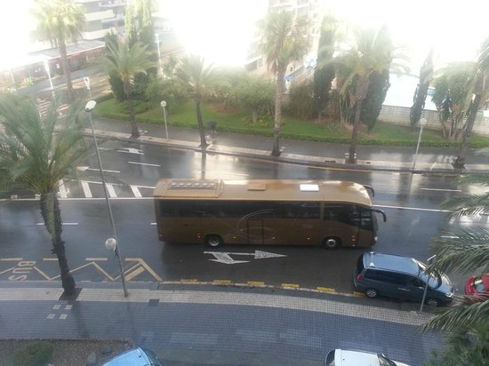 H10 Salou Princess: Wet day from room 439