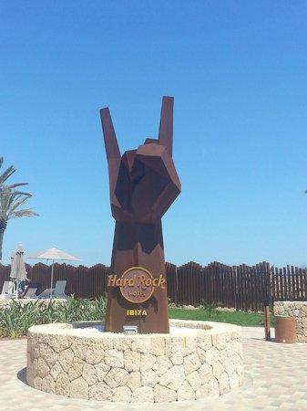 Hard Rock Hotel Ibiza: Hôtel