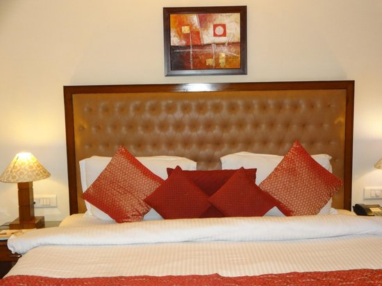 Golden Tulip Amritsar: Our Room