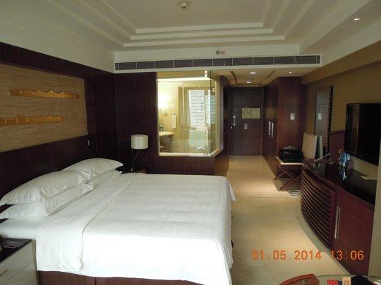 Sheraton Xiamen Hotel : Premier King 1905