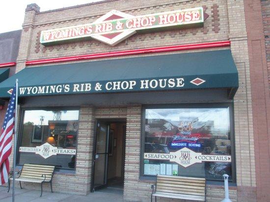 Wyoming's Rib and Chop House