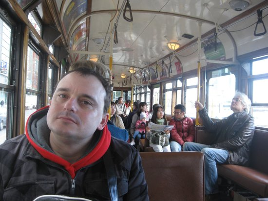 City Circle Tram: Onboard the Free Tram