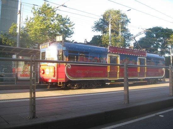 City Circle Tram: Christmas Tram