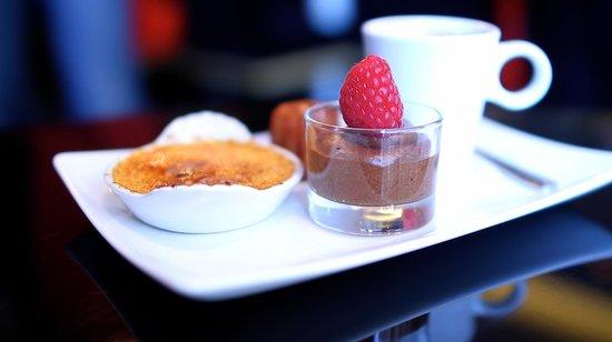 L'Imperial: Café gourmand