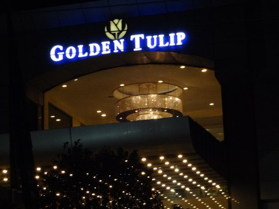 Golden Tulip Amritsar: Hotel Front View