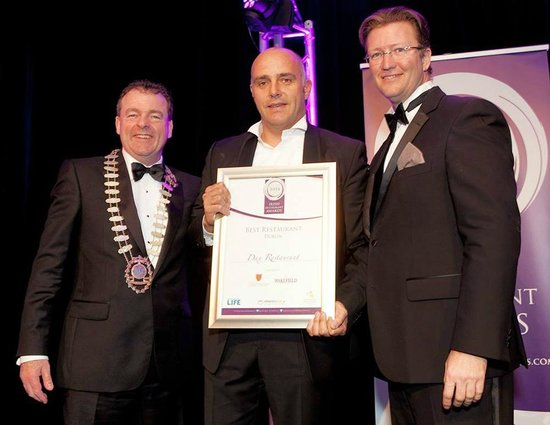 Dax Restaurant: Awarded Best Restaurant in Dublin 2014