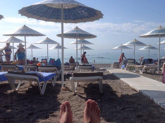 Porto Bello Hotel Resort & Spa: Beach