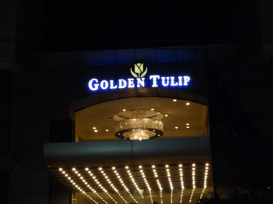 Golden Tulip Amritsar: Front View