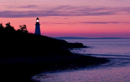Low Point Lighthouse: Photo: Scott Moore Photography