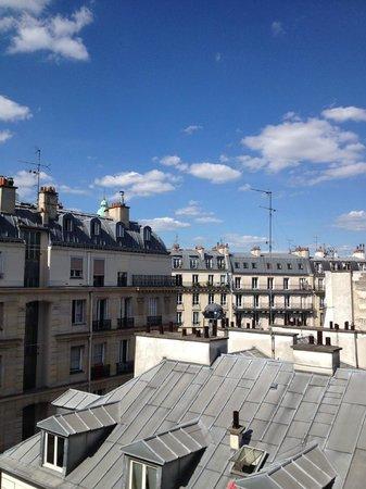 Le Mareuil : Parisian Views