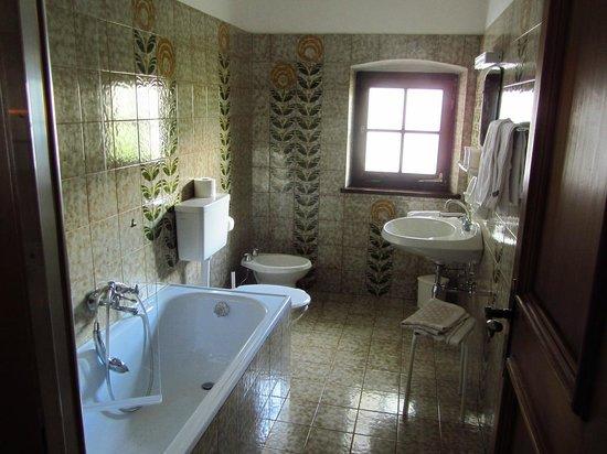 Residence St. Peter: Bathroom