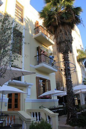 The Rothschild Hotel - Tel Aviv's Finest: Hotel