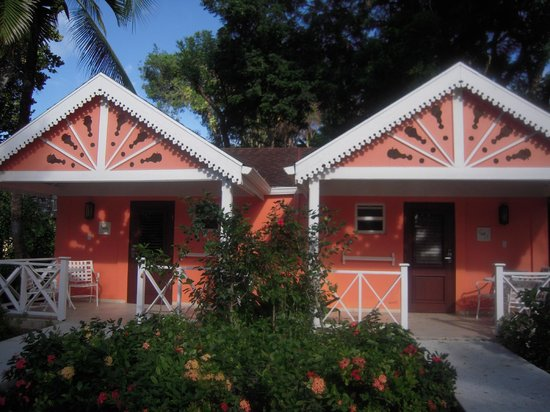 Sandals Grande Antigua Resort & Spa: Many options for room categories