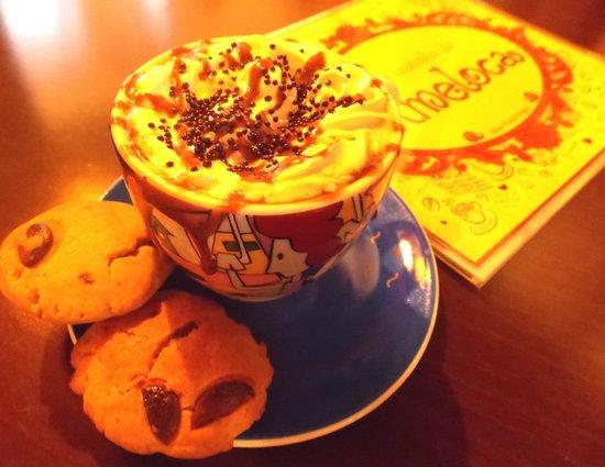 Cafe com leite games online