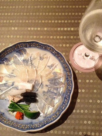 Japanese Cuisine Shimonoseki Shunpanro Tokyo: 城下ガレイ