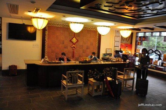Guanshanyue Honeymoon Mansion: Reception