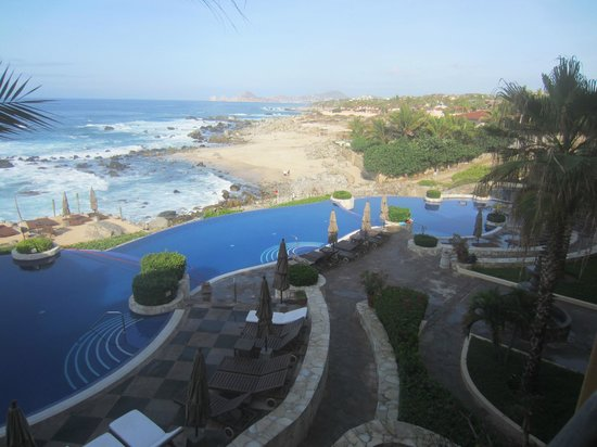 Hacienda Encantada Resort & Spa: Tiered Pools