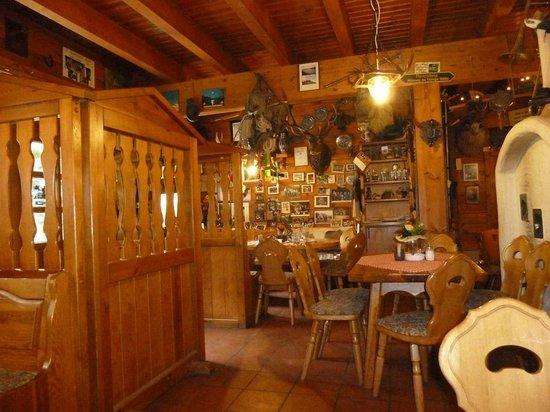 Ruhla, Γερμανία: Geissenalm Gastraum