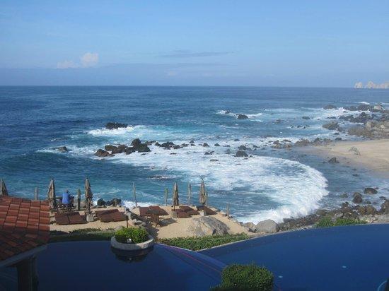 Hacienda Encantada Resort & Residences : View looking toward Cabo