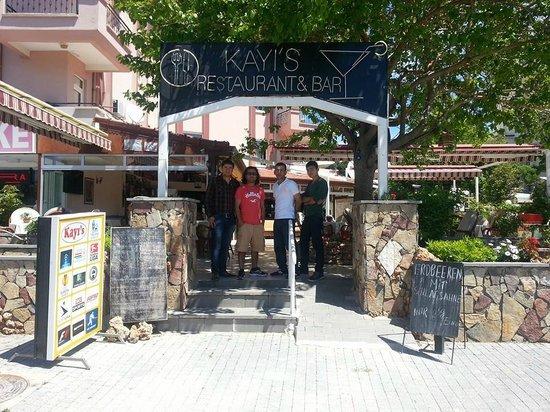 Kayı's Bar & Restaurant: kayıs 07 restaurant bar