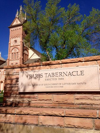 Paris Tabernacle Historical Site