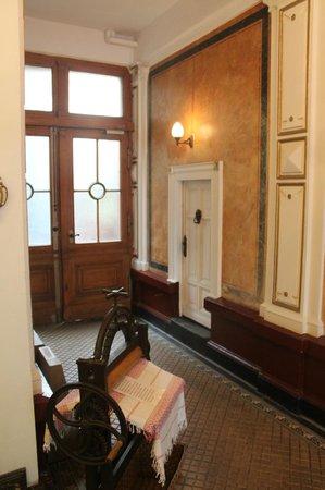 Hotel Altberlin: Entrada