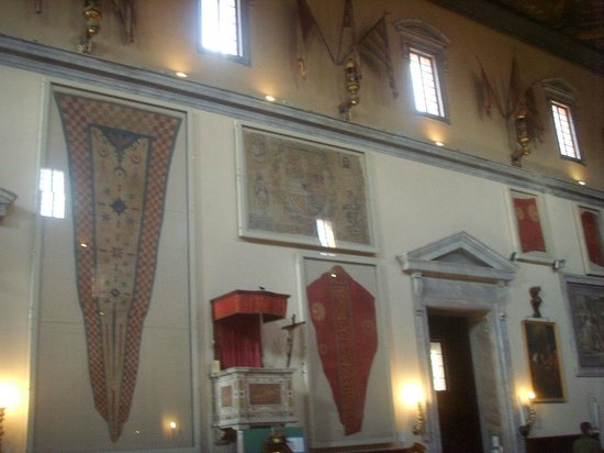 Piazza dei Cavalieri : chiesa santo stefano