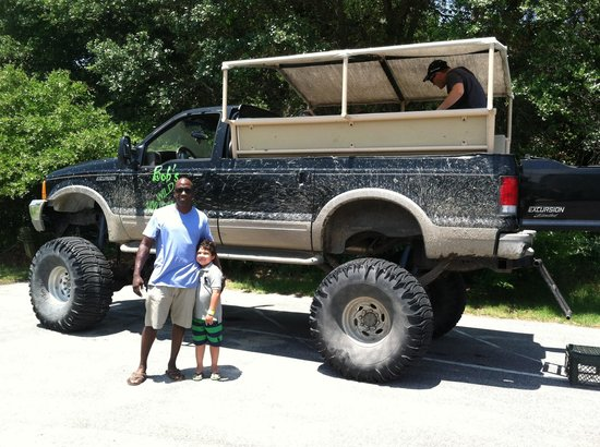 Beach Jeeps Of Corolla Monster Truckustangs