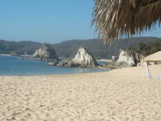 Camino Real Zaashila: beach