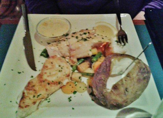 Brasserie Askur : Fish.
