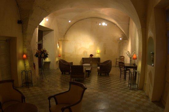 Hotel Du Musee: Внутри отеля