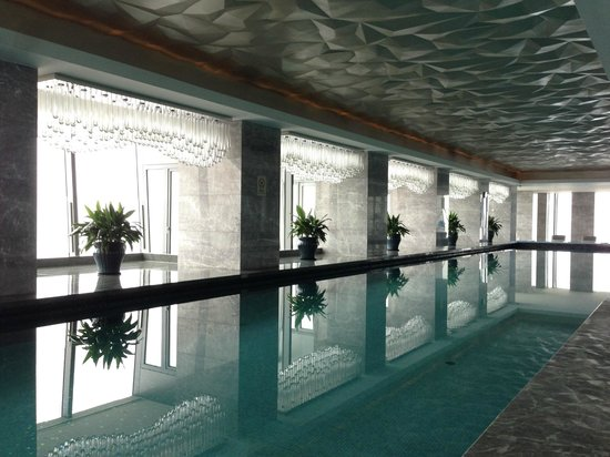 Fairmont Nanjing: Pool!