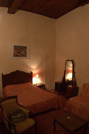 Hotel Du Musee: Номер с высокими потолками