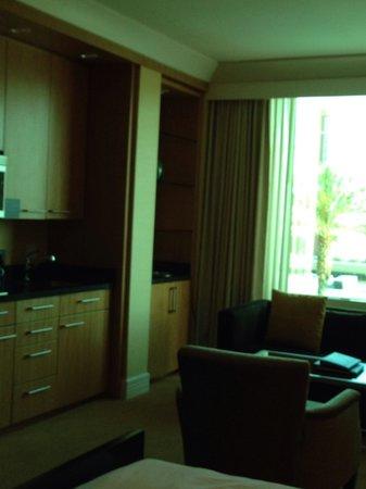 Trump International Hotel Las Vegas: Pentry