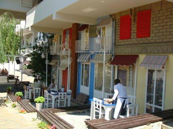 Alkoclar Adakule Hotel : Dining area