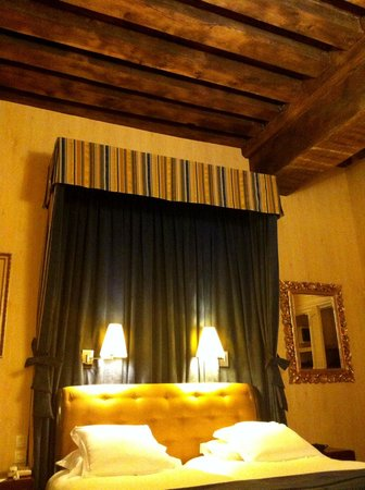 Hotel d'Aubusson : Old world charm