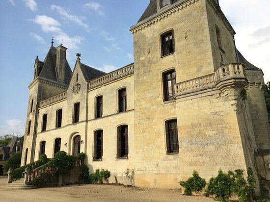 Chateau de Ternay: Façade principale