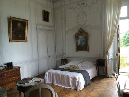 Château de Ternay : La plus simple des chambres