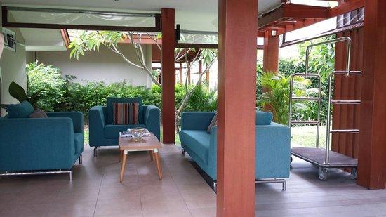 Synergy Samui Resort: Reception